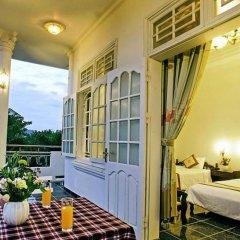 Отель Full House Homestay Hoi An Вьетнам, Хойан - отзывы, цены и фото номеров - забронировать отель Full House Homestay Hoi An онлайн балкон