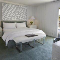 Отель Avalon Hotel Beverly Hills США, Беверли Хиллс - отзывы, цены и фото номеров - забронировать отель Avalon Hotel Beverly Hills онлайн комната для гостей фото 3