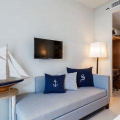 Отель Sugar Marina Resort Nautical Пхукет комната для гостей фото 3
