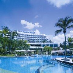 Отель Shangri-Las Rasa Sentosa Resort & Spa бассейн