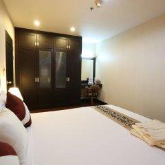 Апартаменты J Town serviced Apartments комната для гостей фото 2