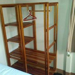 Отель Cabinas Tropicales Puerto Jimenez Ринкон удобства в номере