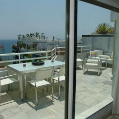 Отель Iberostar Marbella Coral Beach балкон