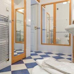Отель Chopin Boutique B&B Польша, Варшава - 1 отзыв об отеле, цены и фото номеров - забронировать отель Chopin Boutique B&B онлайн ванная