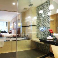 Отель St.Helen Shenzhen Bauhinia Hotel Китай, Шэньчжэнь - отзывы, цены и фото номеров - забронировать отель St.Helen Shenzhen Bauhinia Hotel онлайн ванная фото 2