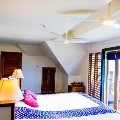 Отель Tallawah Villa, Silver Sands Jamaica 7BR комната для гостей фото 4