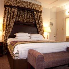 The Lymm Hotel комната для гостей