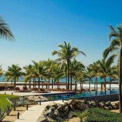 Отель Las Palmas Resort & Beach Club пляж