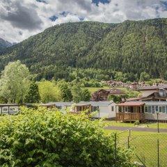 Отель Val Rendena Village Пинцоло спортивное сооружение