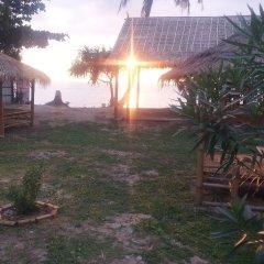 Отель Lanta A&J Klong Khong Beach Ланта приотельная территория