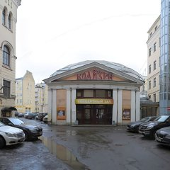 Гостиница Lopatin Nevsky 100 парковка