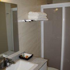 Отель Suites Chapultepec Мексика, Гвадалахара - отзывы, цены и фото номеров - забронировать отель Suites Chapultepec онлайн ванная фото 2