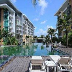 Отель The Royal Place Condominium - Unit 96/208 Y 224 Таиланд, Пхукет - отзывы, цены и фото номеров - забронировать отель The Royal Place Condominium - Unit 96/208 Y 224 онлайн бассейн