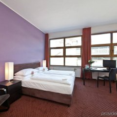 Novum Hotel City B Berlin Centrum комната для гостей фото 3
