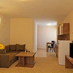 Отель Sun Gate Aparthotel Солнечный берег комната для гостей фото 5