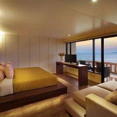 Отель Golden Cliff House Паттайя комната для гостей фото 3