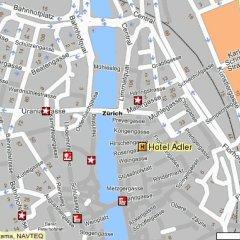 Отель Adler Швейцария, Цюрих - 1 отзыв об отеле, цены и фото номеров - забронировать отель Adler онлайн городской автобус