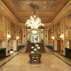 Отель The Westin Palace, Madrid интерьер отеля