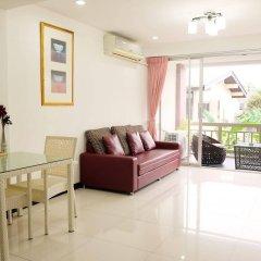 Отель Bann Sabai Rama Iv Бангкок комната для гостей фото 4