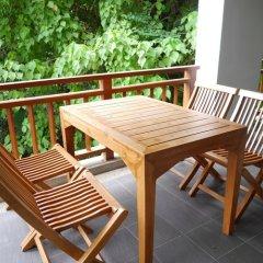 Отель Surin Sabai Condominium II Пхукет балкон
