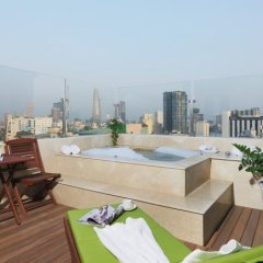 Sapphire Saigon Hotel бассейн фото 2