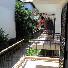 Отель Erofili Греция, Пефкохори - отзывы, цены и фото номеров - забронировать отель Erofili онлайн балкон