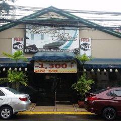 Отель Malvar Hostel Филиппины, Манила - отзывы, цены и фото номеров - забронировать отель Malvar Hostel онлайн парковка
