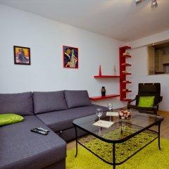 Отель Accommodo Apartament Emilii Plater Польша, Варшава - отзывы, цены и фото номеров - забронировать отель Accommodo Apartament Emilii Plater онлайн фото 15