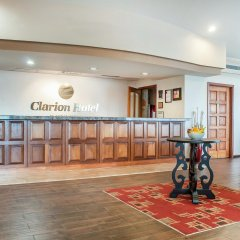 Clarion Hotel Buffalo Airport интерьер отеля фото 3