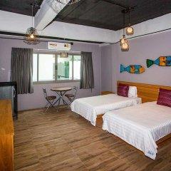 Отель Dee Inn комната для гостей фото 4