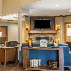 Отель Comfort Inn North/Polaris интерьер отеля