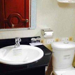 Отель Victory Hotel Вьетнам, Вунгтау - отзывы, цены и фото номеров - забронировать отель Victory Hotel онлайн ванная фото 2