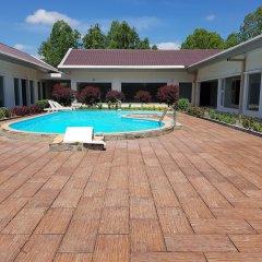 Zabu Thiri Hotel бассейн фото 3