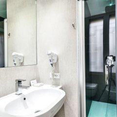 Отель Guesthouse Foresteria Margherita Milano Италия, Милан - отзывы, цены и фото номеров - забронировать отель Guesthouse Foresteria Margherita Milano онлайн ванная