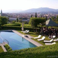 Villa La Vedetta Hotel бассейн