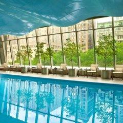Отель Millenium Hilton США, Нью-Йорк - 1 отзыв об отеле, цены и фото номеров - забронировать отель Millenium Hilton онлайн бассейн