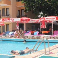 Bonjorno Apart Hotel Турция, Мармарис - отзывы, цены и фото номеров - забронировать отель Bonjorno Apart Hotel онлайн бассейн фото 3