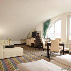 Отель Leonardo Hotel Munich City Olympiapark Германия, Мюнхен - 2 отзыва об отеле, цены и фото номеров - забронировать отель Leonardo Hotel Munich City Olympiapark онлайн комната для гостей фото 5