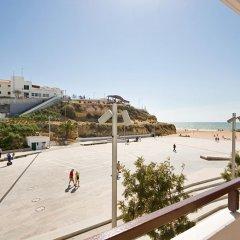 Отель Edificio Albufeira - Apartamentos пляж