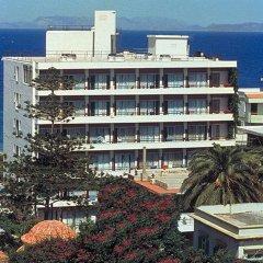 Agla Hotel пляж