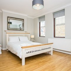 Апартаменты Lovely 1 Bedroom Studio in Belsize Park комната для гостей фото 2