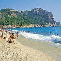 Aslan Kleopatra Beste Hotel пляж фото 2