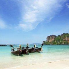 Отель Sleep Well Hostel Таиланд, Краби - отзывы, цены и фото номеров - забронировать отель Sleep Well Hostel онлайн пляж