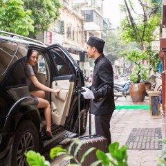 Rosaliza Hotel Hanoi городской автобус