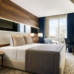 Ramada by Wyndham Mersin Турция, Мерсин - отзывы, цены и фото номеров - забронировать отель Ramada by Wyndham Mersin онлайн комната для гостей фото 3