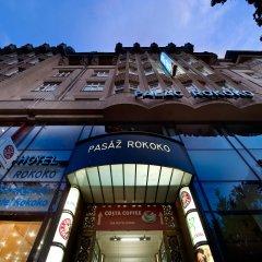 EA Hotel Rokoko балкон