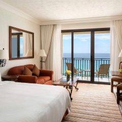 Отель Marriott Cancun Resort комната для гостей фото 4