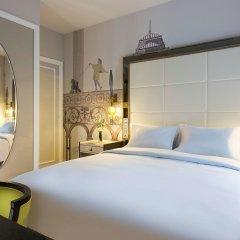 Отель Hilton Paris Opera Париж комната для гостей фото 4