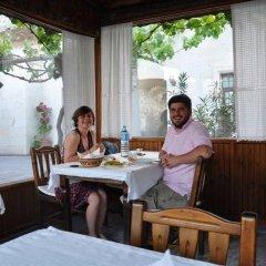 Отель Aravan Evi Мустафапаша питание