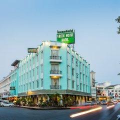 Green House Hotel Краби городской автобус